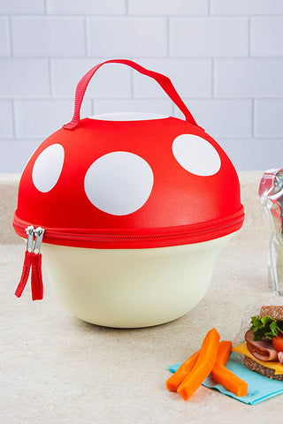 Toadstool Lunch Tote