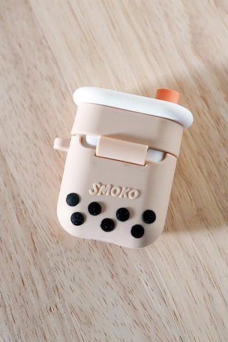 Pearl Boba Tea Airpod Case 🥤