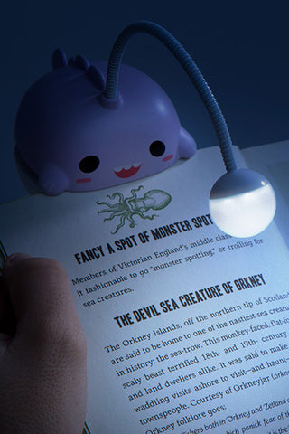 Anglerfish Booklight - Pre Order