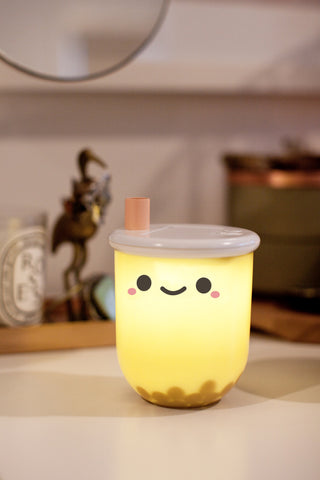 Pearl Boba Tea Ambient Light 🥤