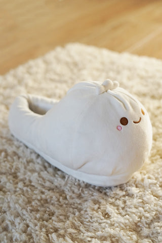 Little B Dumpling USB Heated Slippers 🥟
