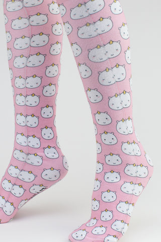 Elodie Unicorn Socks