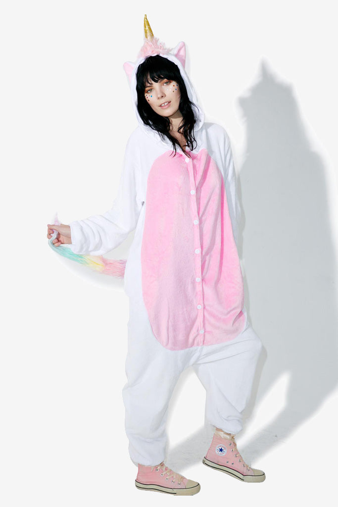 unicorn tagged onesie smoko inc