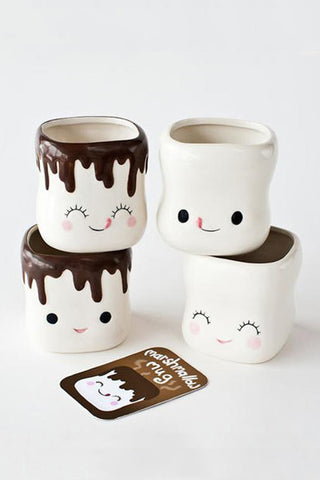 Sweet Mini Mugs set of 4