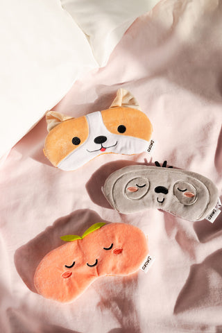 Peach Eye Mask 🍑