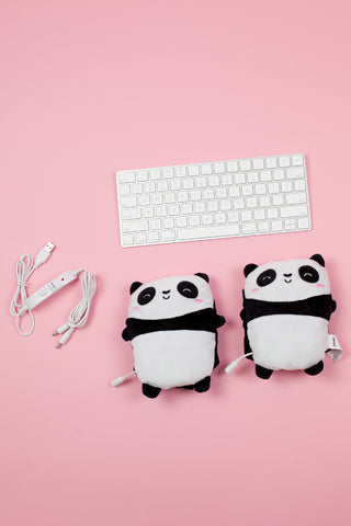 Pammy Panda USB Wired Handwarmers