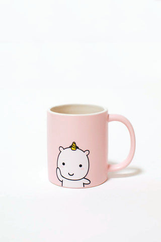 Hello Elodie Unicorn Mug Limited Edition