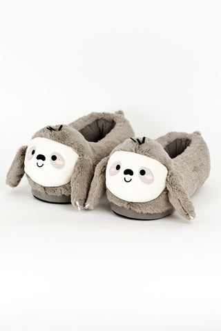 Sloan Sloth USB Heated Slippers