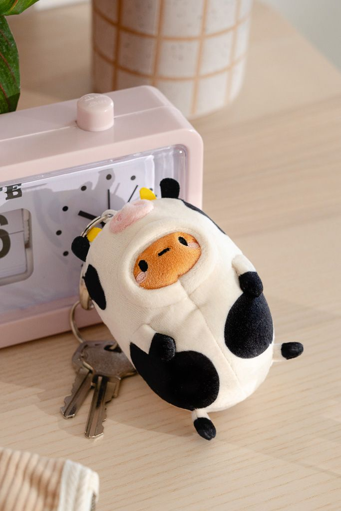 Tayto Mootato Plush Key Chain
