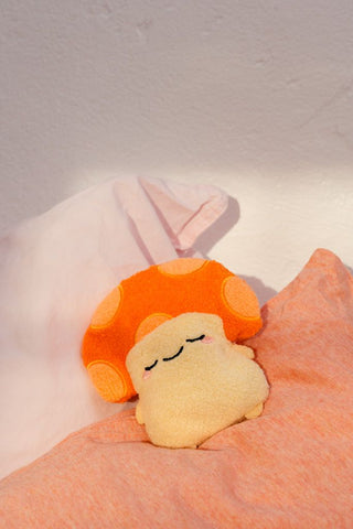 Kai Mushroom Mini Toasty Plush