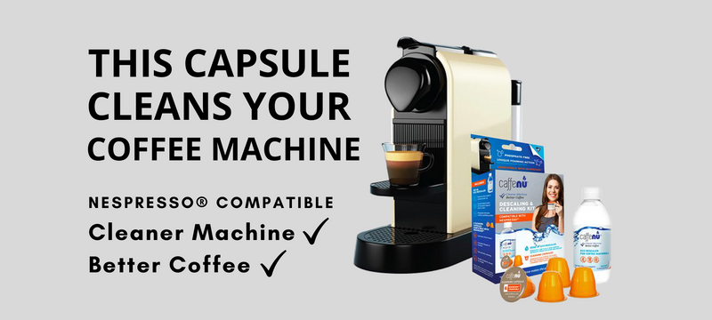 MACHINE MAINTENANCE - Is Your Coffee Machine Clean From Bacteria, Yeast & Molds?