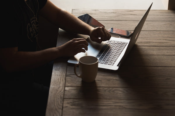 COFFEE CAN MAKE YOU PRODUCTIVE WHEN WORKING FROM HOME