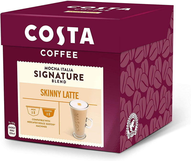 Costa Skinny Latte