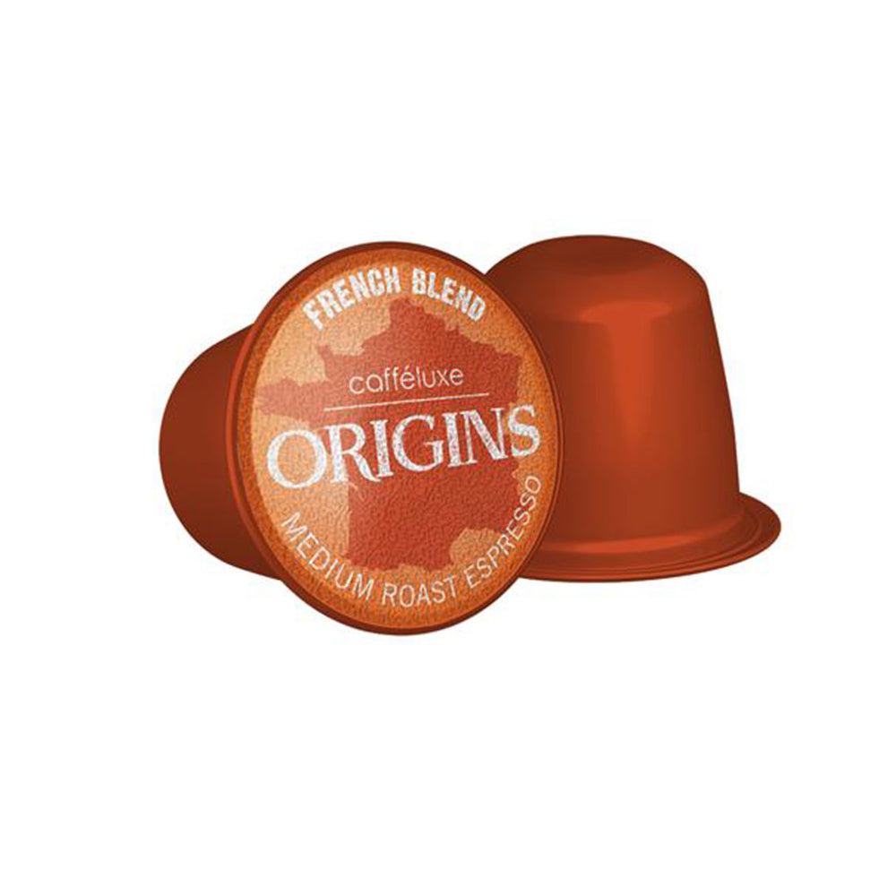 French Blend 25s - Nespresso® Compatible - Origins Collection