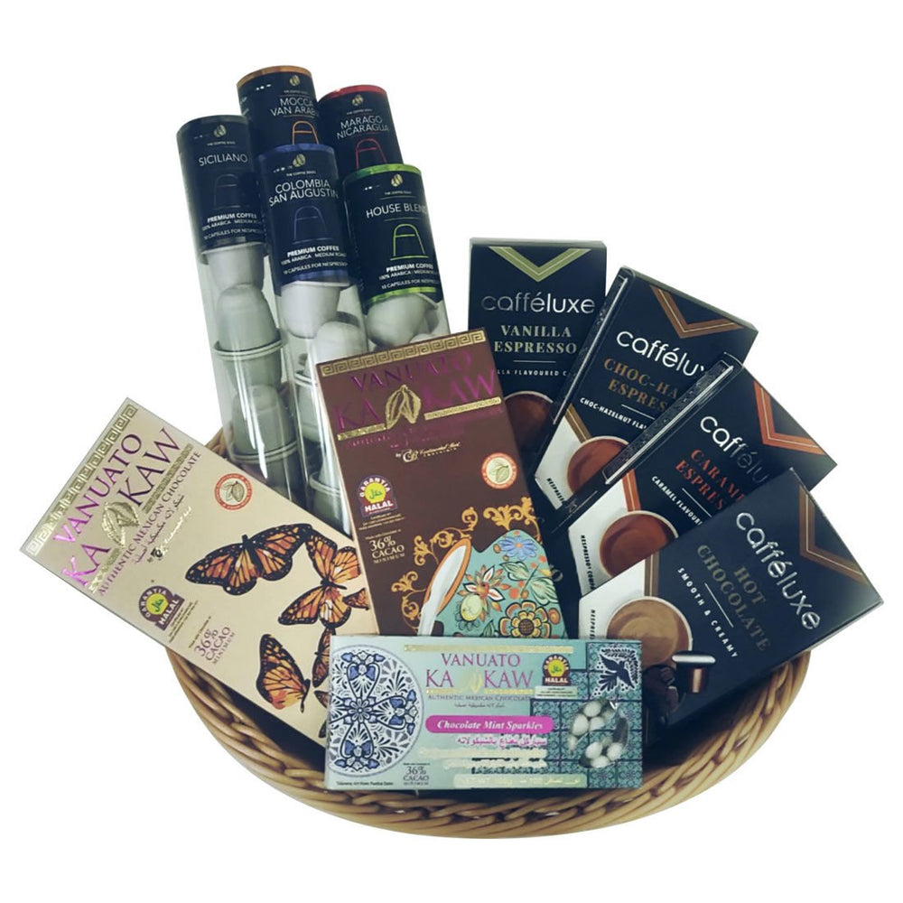 The Coffee Souq Gift Hamper 2 - Something For The Entire Family