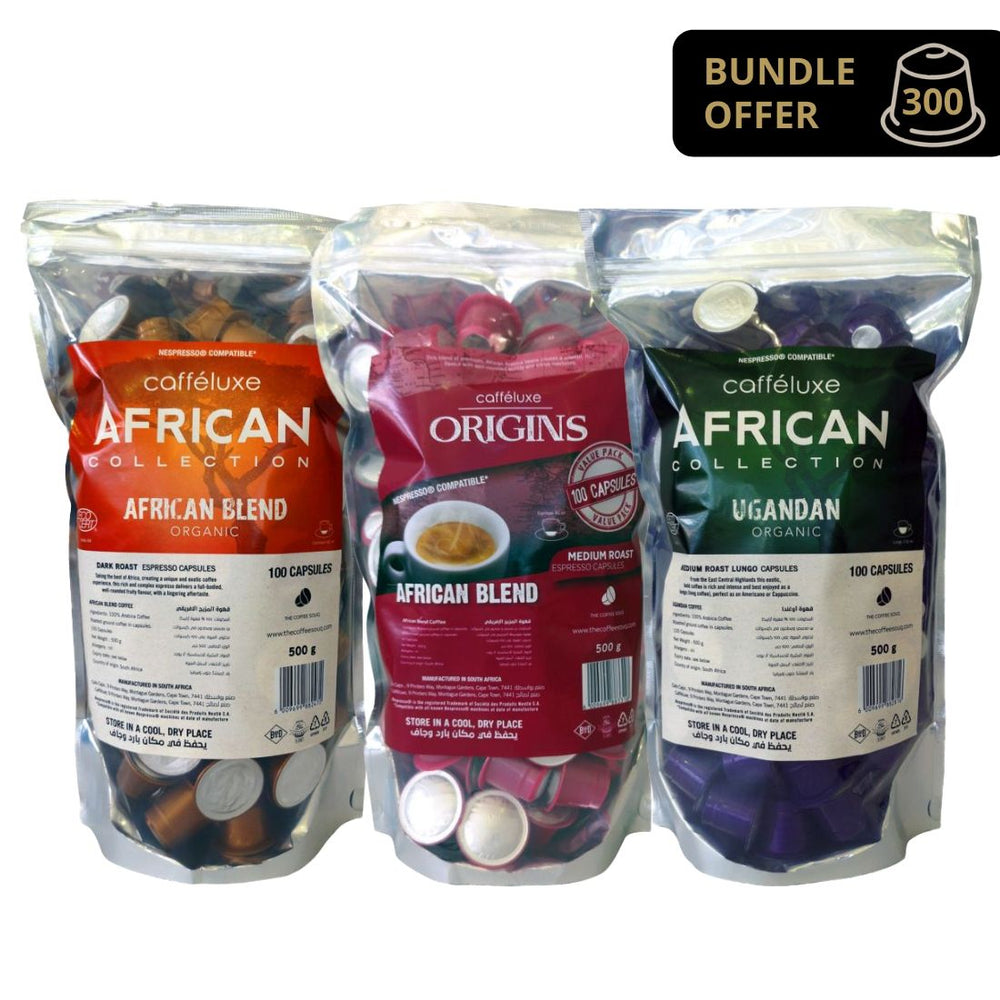 Value Packs - Bundle of 3 - Nespresso® Compatible
