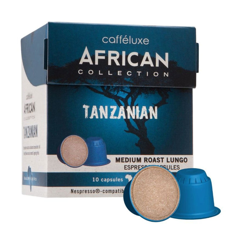 Nespresso® Compatible African Collection Tanzanian 10s
