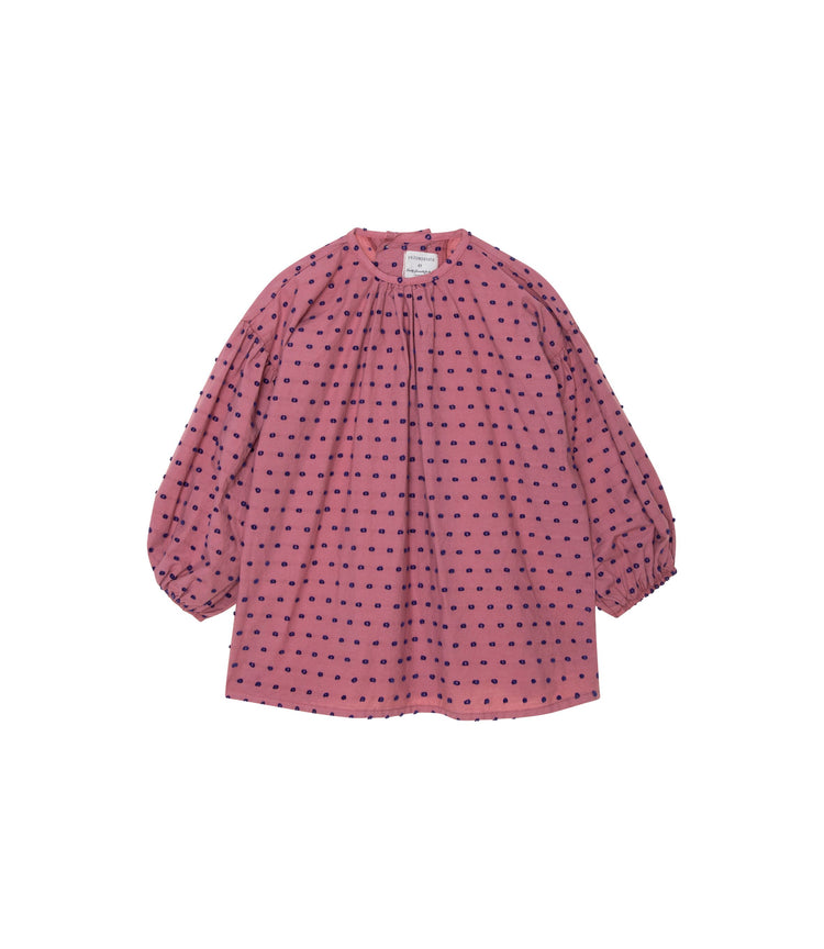 Yellowpelota blouse plumetti plum