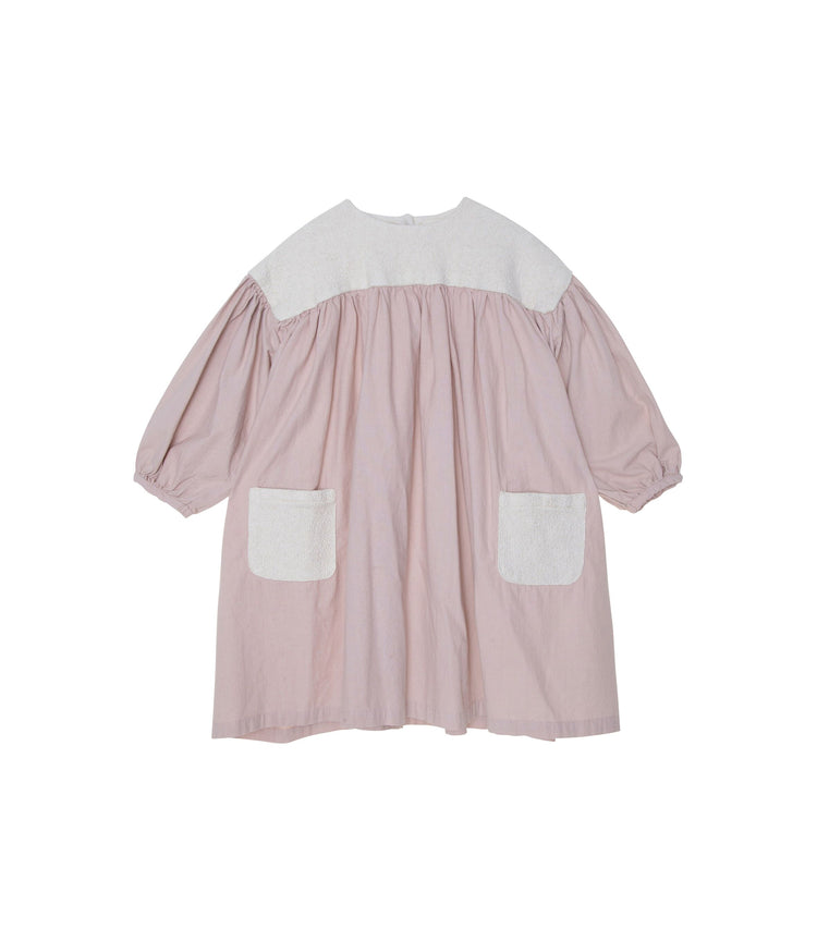Yellowpelota dress heidi vintage pink