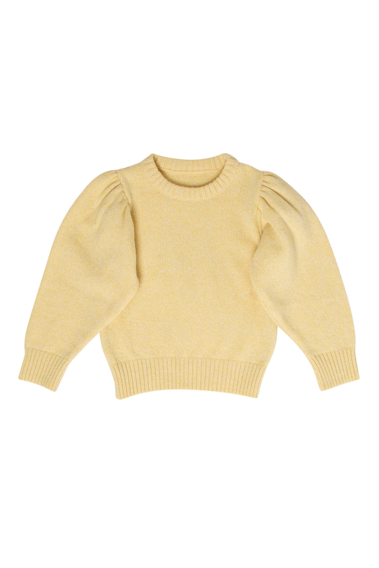 maed for mini blonde buffalo sweater