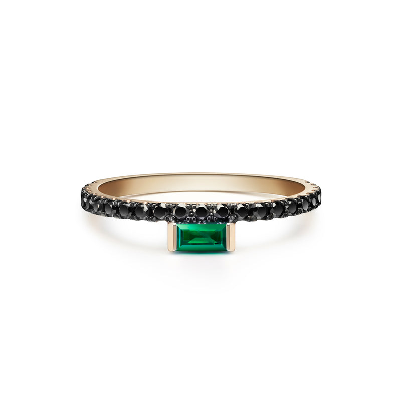 Nikita Ring | Emerald