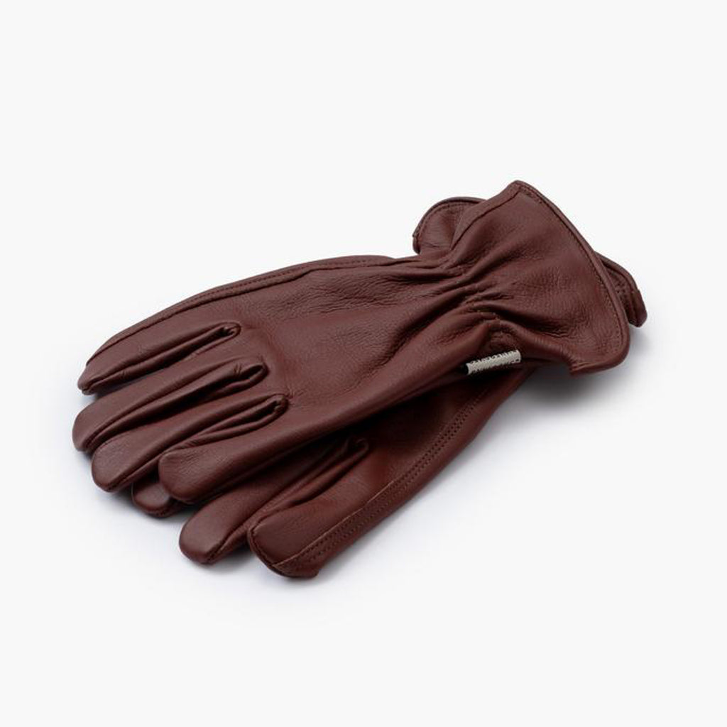 Barebones Work Gloves - Cognac