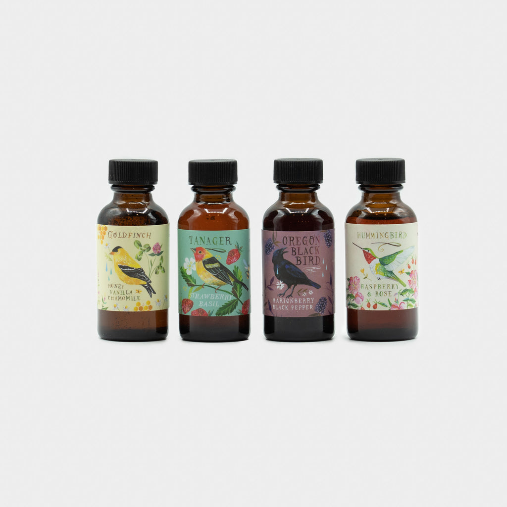 Sweet Bird Collection: Simple Syrup Sampler