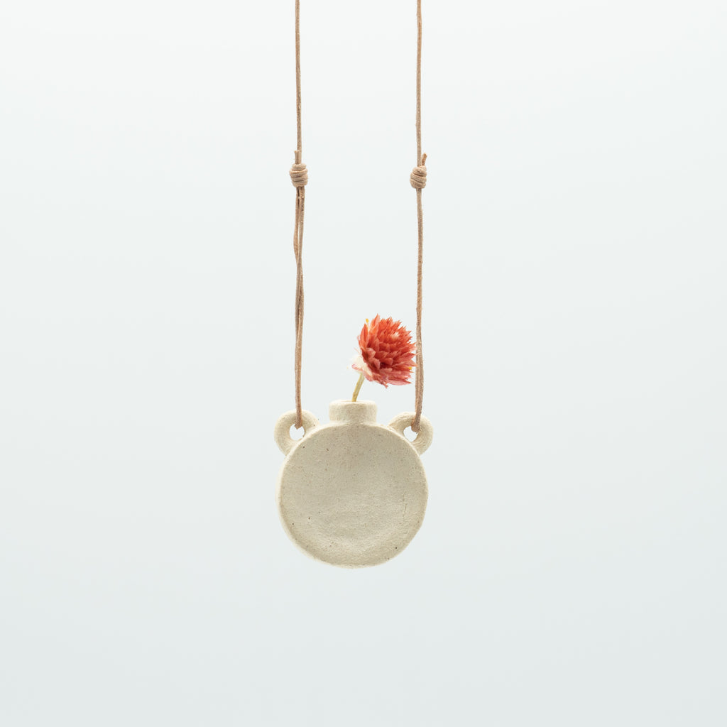 Wildflower Canteen Necklace by Sara Winkle