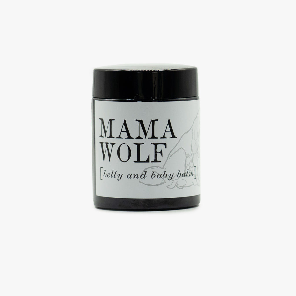 Mama Wolf Baby & Belly Balm
