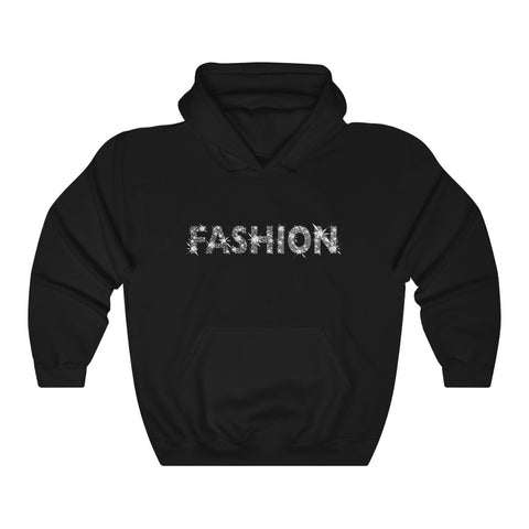 Fashion in Diamonds Bling Bling Hoodie