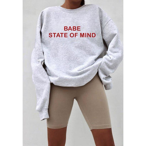 Babe State Of Mind Graphic Tee