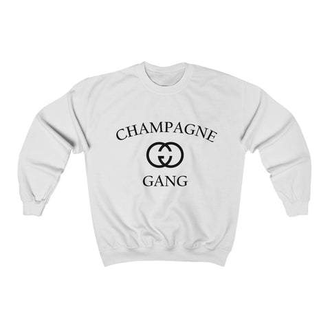 Champagne Gang Sweatshirt  - More Colors