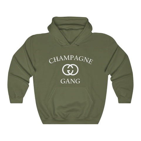 Champagne Gang Hoodie - More Colors