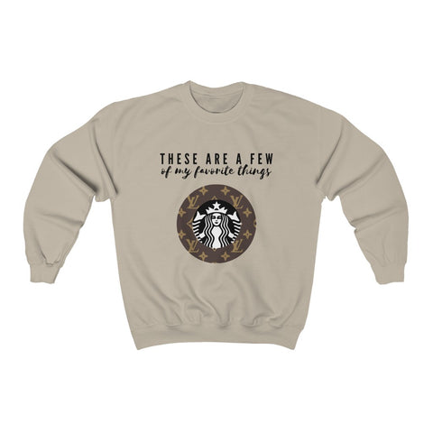 Favorite Things Sweatshirt