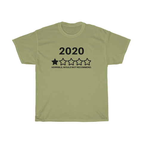 Review on 2020 Unisex Shirt