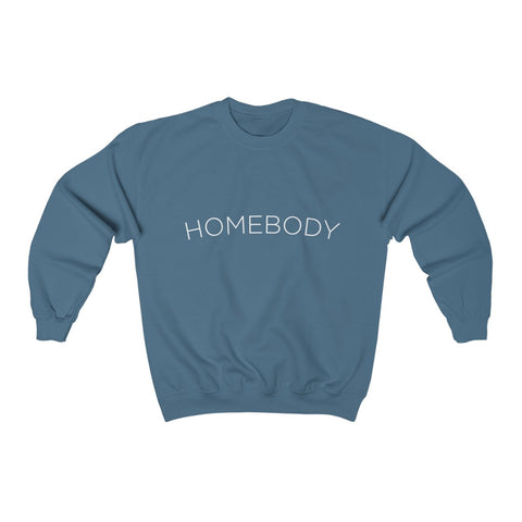 Homebody Big Print Cozy Sweatshirt