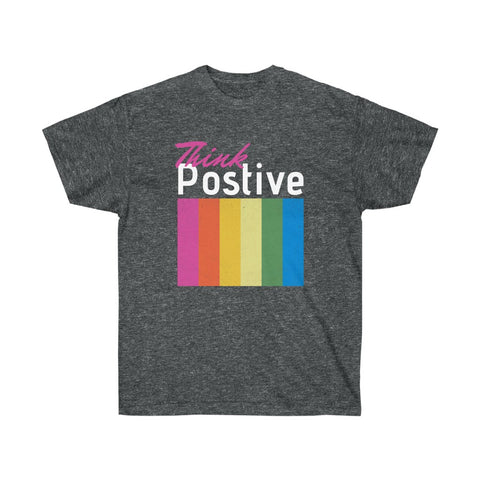 Think Positive Polaroid Shirt
