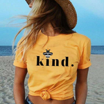Bee Kind Graphic T-Shirt