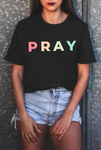 Pray Graphic Shirt