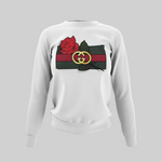 Gucci Rose Sweatshirt
