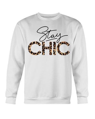 Stay Chic White Fuel