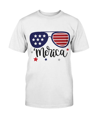 Merica 4th of July Unisex Shirt
