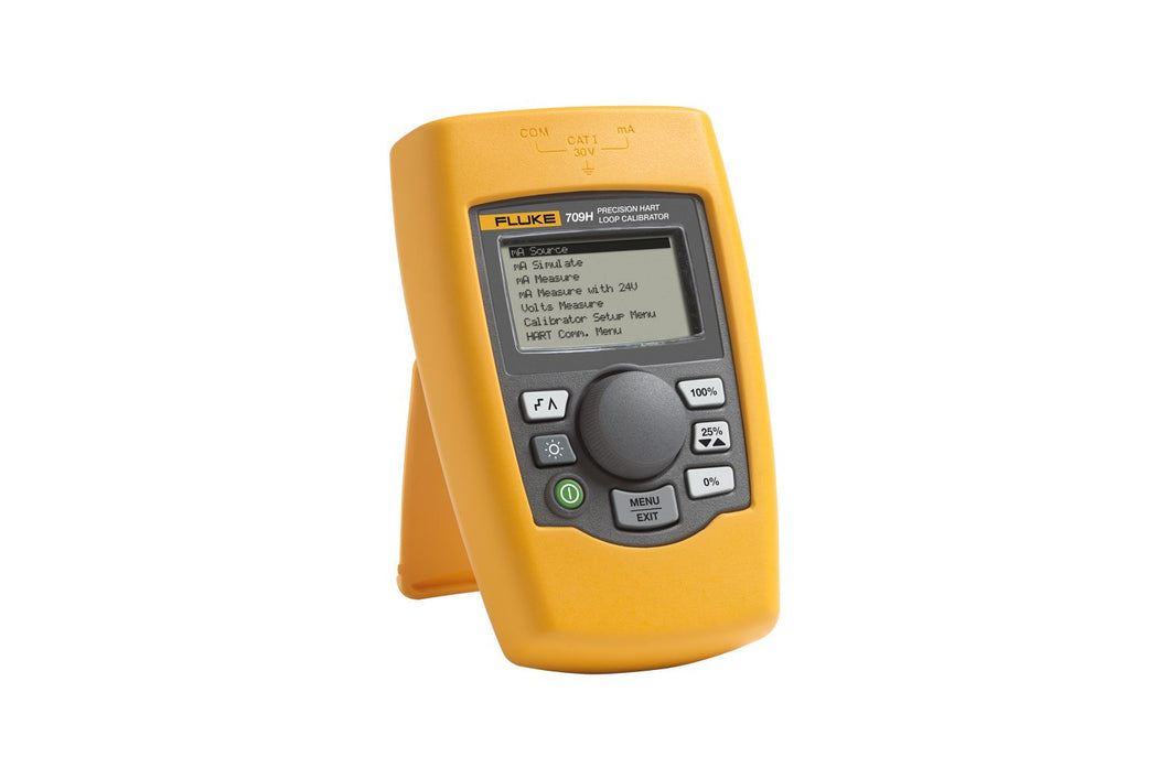 Fluke 709H precisie-luskalibrator met HART-communicatie/diagnose