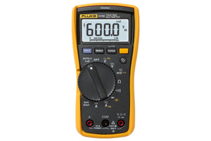 Fluke 117 Electrician's Ideal Multimeter with Non-Contact Voltage (NL)