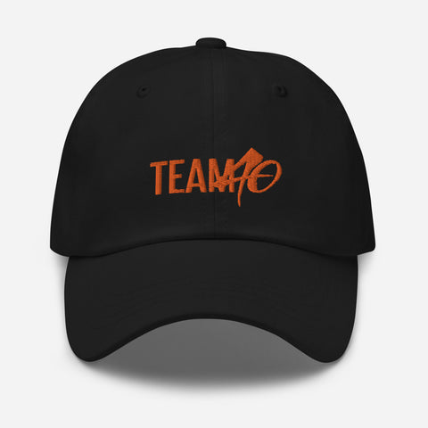 Team40 Hat - BLACK