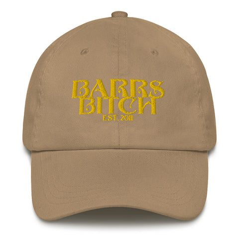 BARRS BITCH Hat - KHAKI