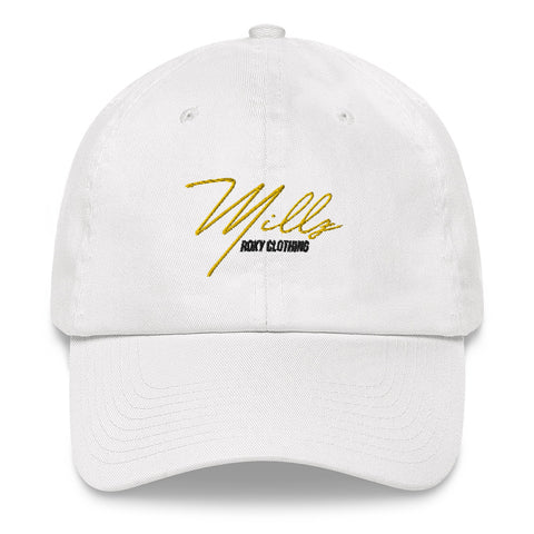 ROKY NHB HAT - WHITE