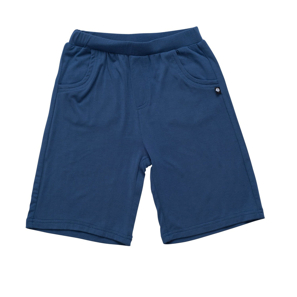 Boy Shorts - Bijou Blue - Sweet Bamboo