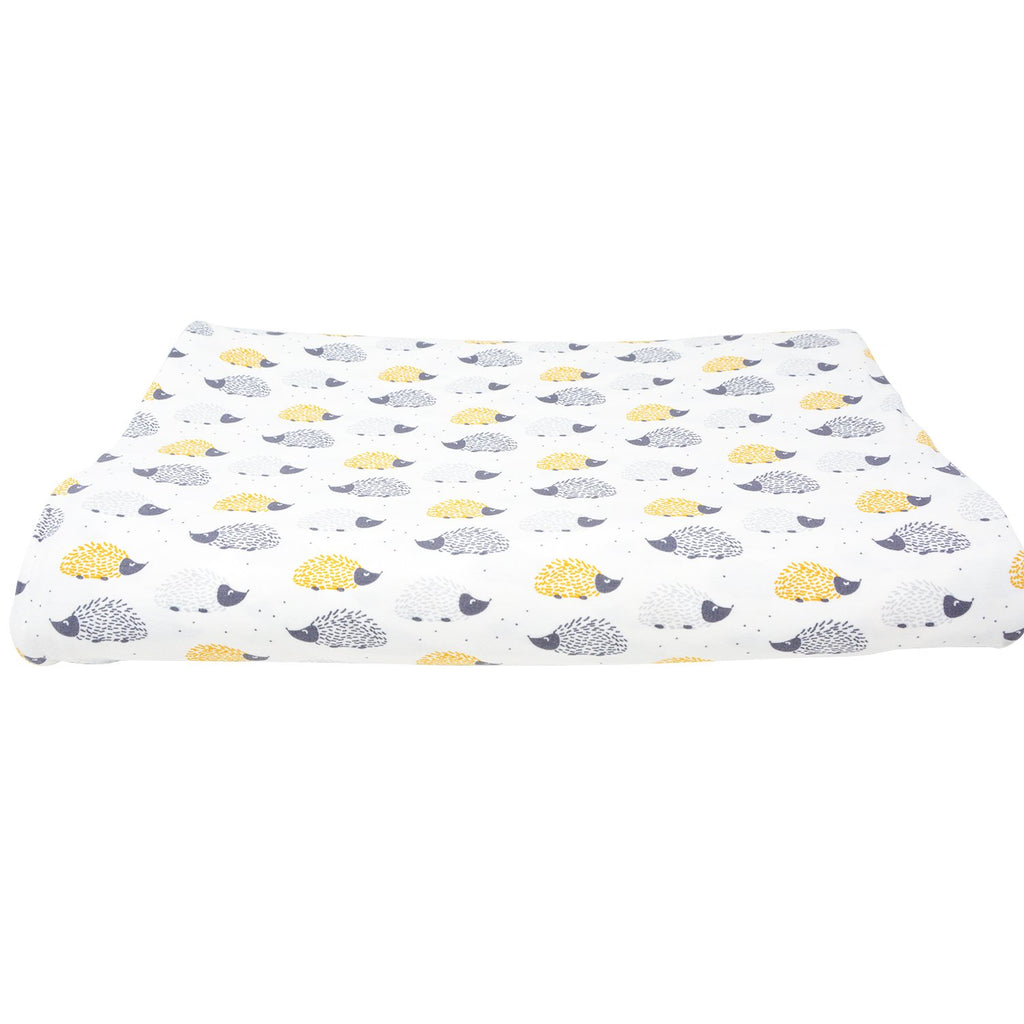 Duvet Cover Twin - Hedgehog - Sweet Bamboo