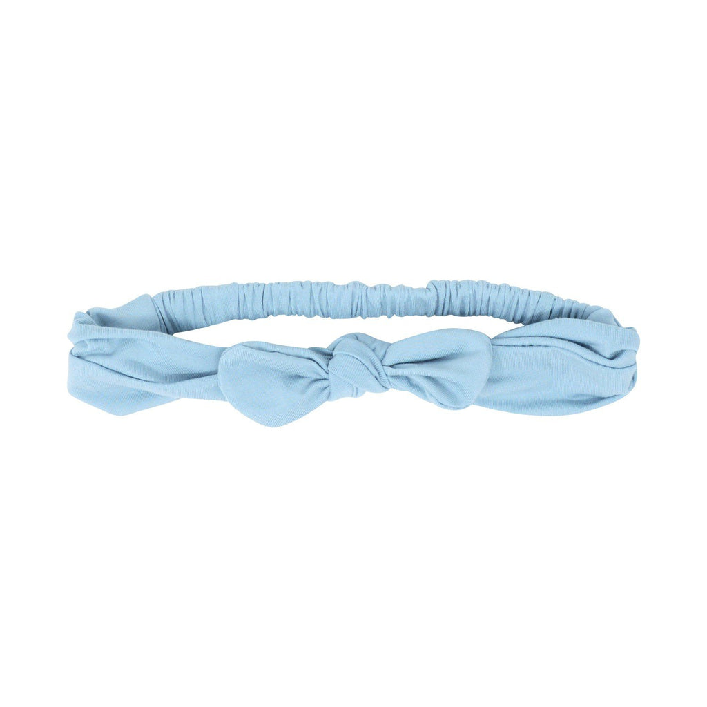 Headband -Baby Blue Solid - Sweet Bamboo